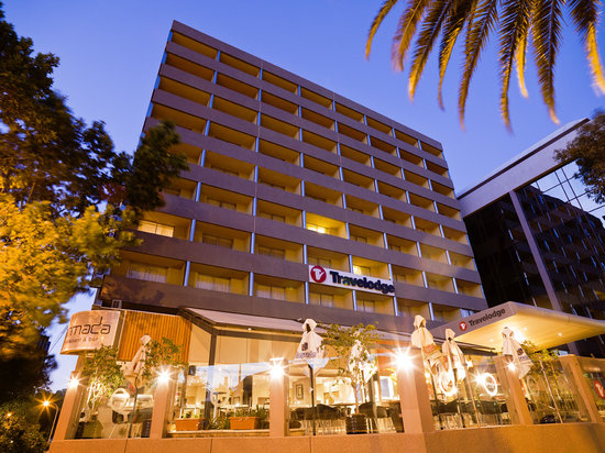 Travelodge Perth: Exterior