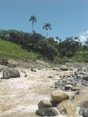 Jarabacoa, République dominicaine : River
