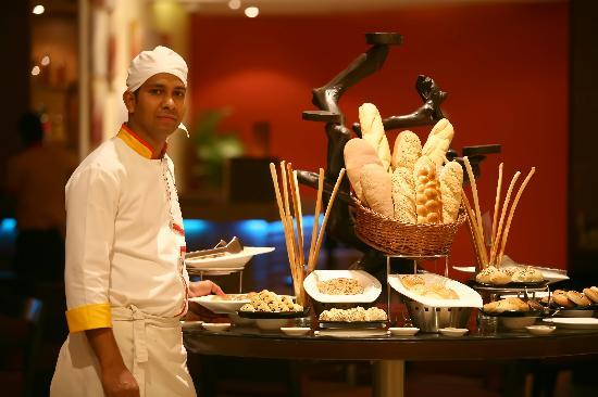 Ibis Gurgaon: Tempting Food