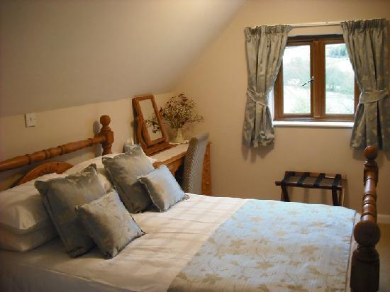 Eyam, UK: Double, ensuite room