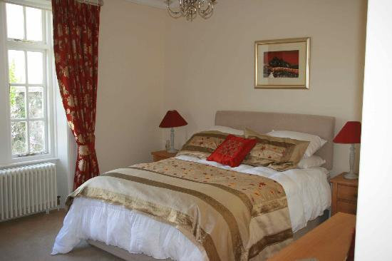 Glan y Dwr: Comfortable bedrooms