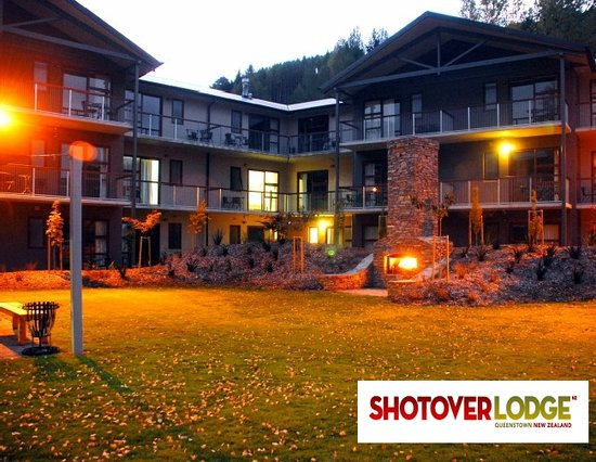 ‪Shotover Lodge‬