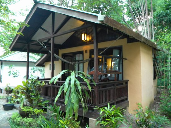 The Village Bunaken: Notre bungalow