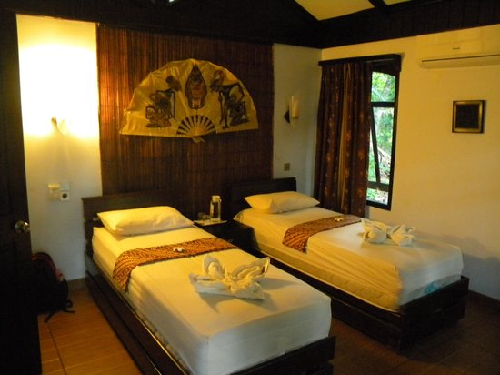 The Village Bunaken: Notre chambre