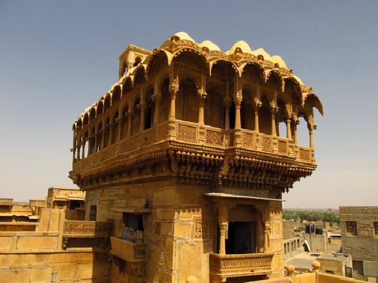 Mystic Jaisalmer Hotel: Salam Singh-Ki Haveli