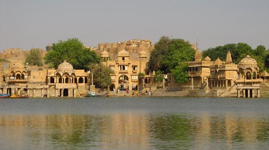 Mystic Jaisalmer Hotel: Gadi Sagar