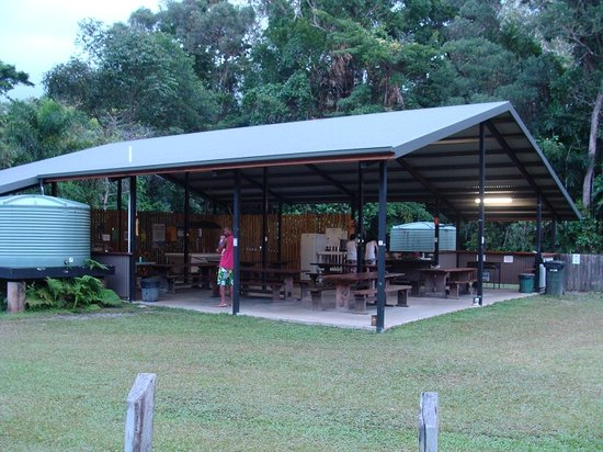 Cape Trib Camping