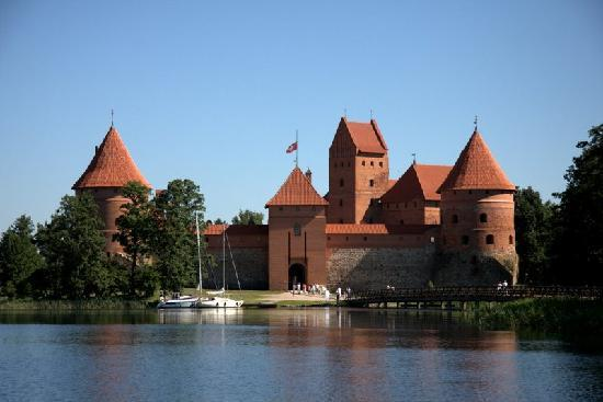 Trakai : chambres d'htes