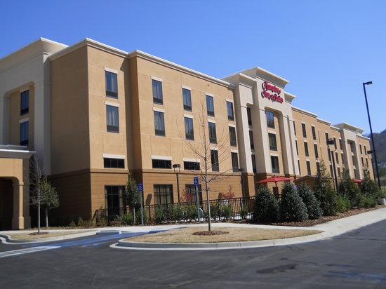 ‪Hampton Inn & Suites Birmingham/280 East-Eagle Point‬
