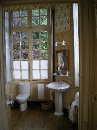 Vergoncey, France: Part of the bathroom , you get the idea