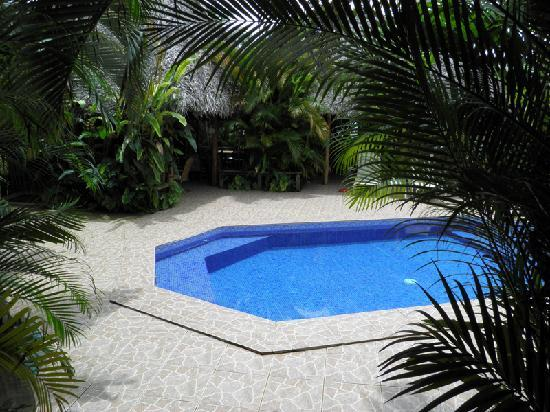 Isla Solarte, Panama: pool