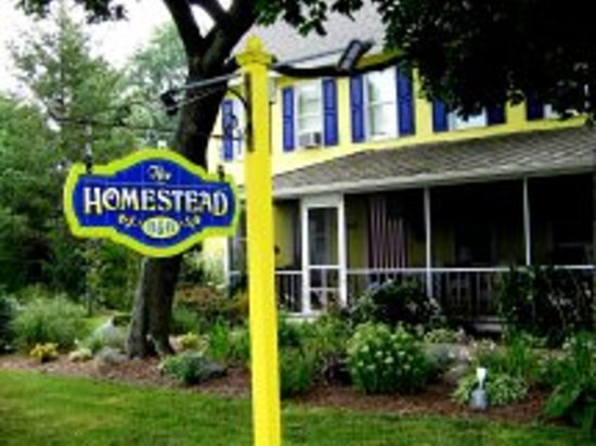 ‪The Homestead at Rehoboth Bed & Breakfast‬