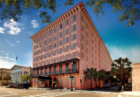 Photo of The Mills House Wyndham Grand Hotel Charleston