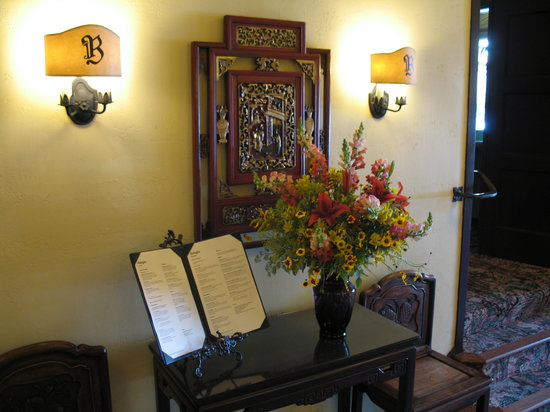 Bancroft Hotel Lobby