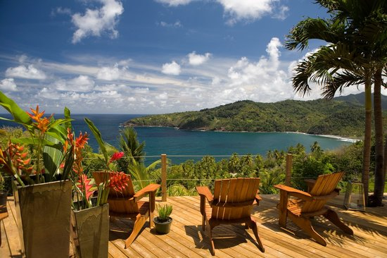 Pagua Bay and Grill, Marigot -Dominica