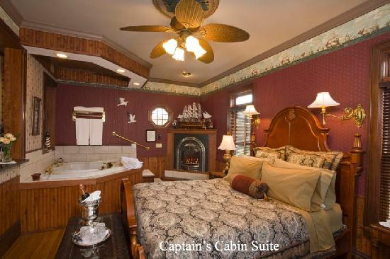 Port City Victorian Inn B&B: .