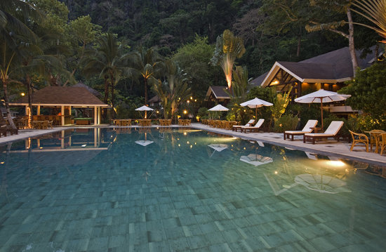 El Nido Resorts Lagen Island: Lagen Island Resort swimming pool