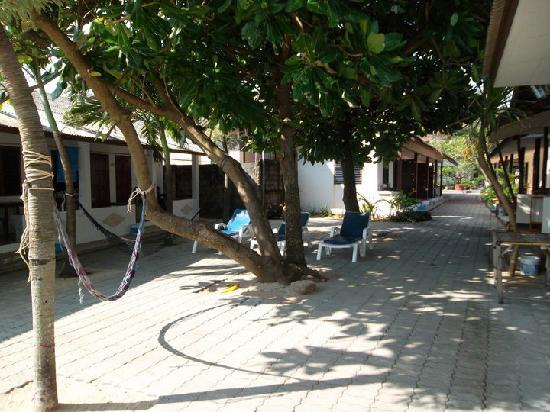 Maenam Village Bungalow: Rooms next to the beach