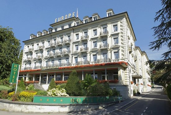 Photo of Grand Hotel Europe Lucerne