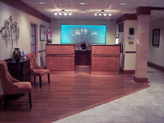 Comfort Inn Shady Grove: Lovely Lobby