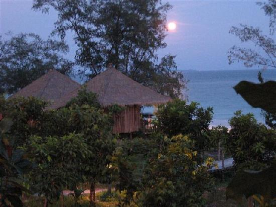 Koh Rong : chambres d'htes