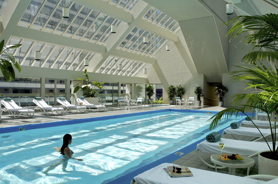 Hotel Nikko San Francisco: Nikko Indoor Swimming Pool