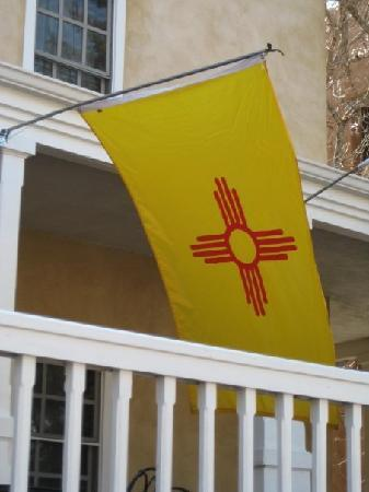 Rosewood Inn of the Anasazi: New Mexico