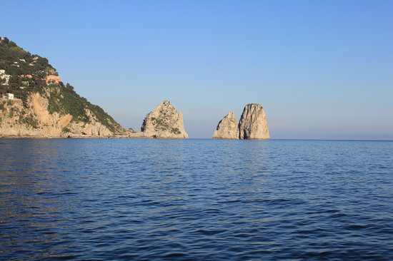 Island of Capri attractions