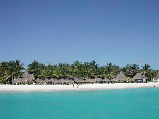 Mahekal Beach Resort: Our beach is one of the most beautiful in Playa del Carmen.