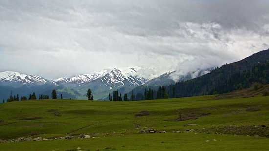 Gulmarg : chambres d'htes