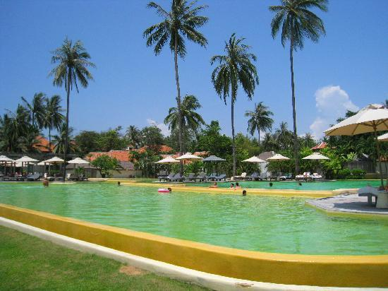 Evason Hua Hin: Swimming Pool
