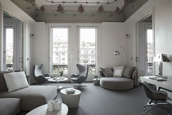 I would stay at: EL PALAUET LIVING BARCELONA