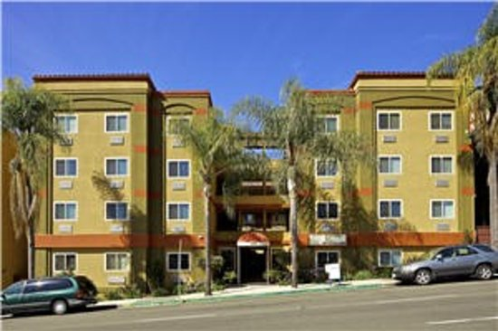 Americas Best Value Inn - San Diego Downtown: Exterior