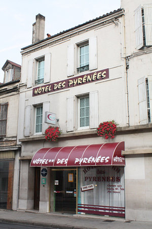 Photo of Hotel Des Pyrenees Angouleme