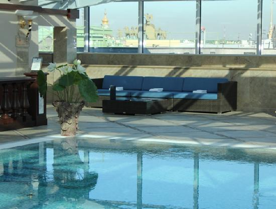 Taleon Imperial Hotel: TaleonSPA_swimming-pool_view