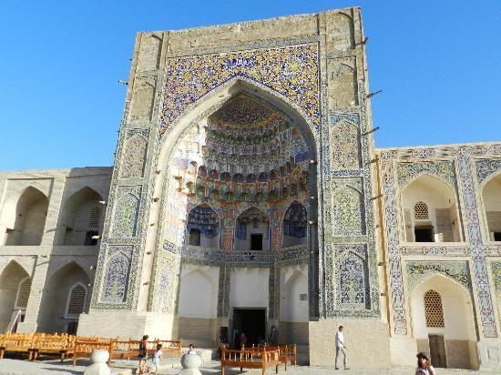 Bukhara bed and breakfasts