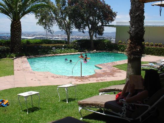 Pool picture of garden court nelson mandela boulevard for Garden town pool