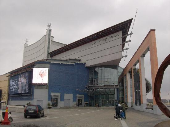 Gteborg, Zweden: L&#39;Opera House