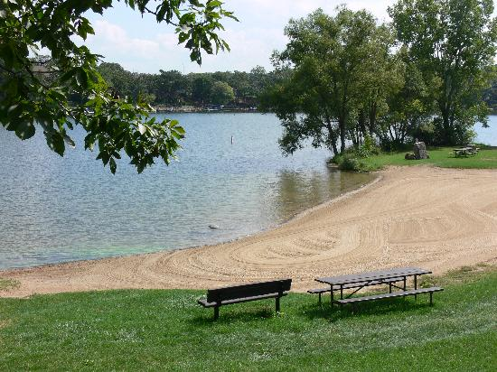 Whitewater Lake Beach