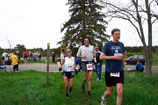 , : Plenty of running trails and races this summer in Whitewater.