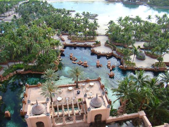 Inside The Dig - Picture of Atlantis - Royal Towers, Paradise Island ...