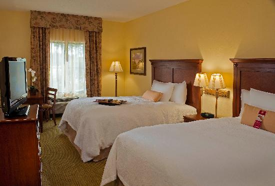 Hampton Inn & Suites North Charleston-University Blvd: 2 - Queen Beds, standard room