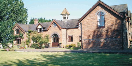 Nantwich, UK: Ashbrook Towers Farm