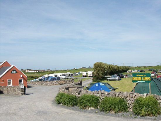 O'Connors Doolin Riverside Camping & Caravan Park