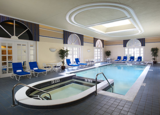 The Henry, Autograph Collection: The Henry indoor pool