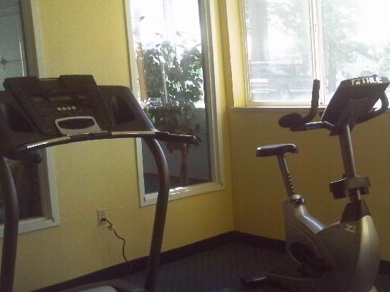Pagosa Springs Inn and Suites : exercise room