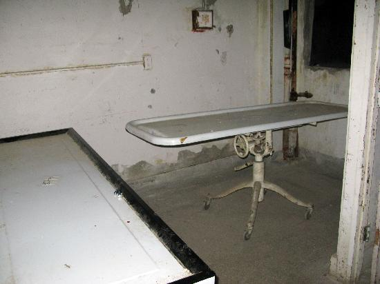 Louisville, KY: Morgue, Waverly Hills Sanatorium