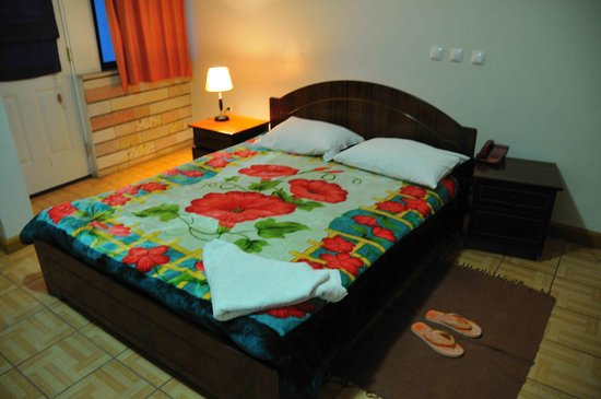 Shashamane, Ethiopia: Comfortable room within the Lily of the Valley Hotel