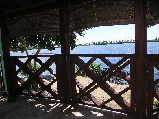 Bayview Resort: View from our fale