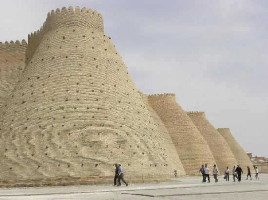 Uzbekistn: Bukhara Ark